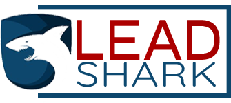 LeadShark Logo 4Plan Automotive Web Agency