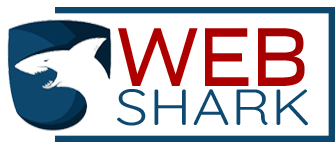 WebShark Logo 4Plan Automotive Web Agency