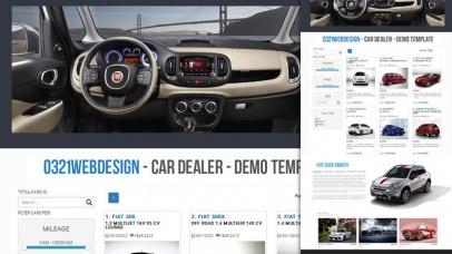 parco auto siti web automotive 4plan automotive web agency